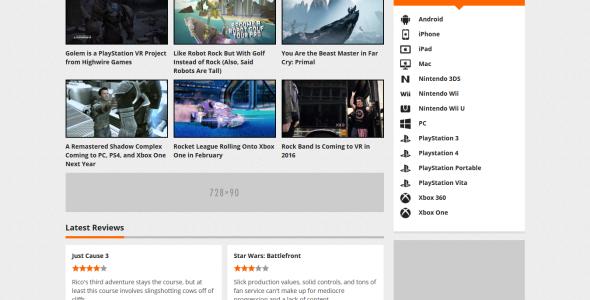 GameBase Homepage