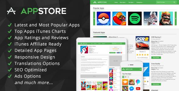 AppStore Script